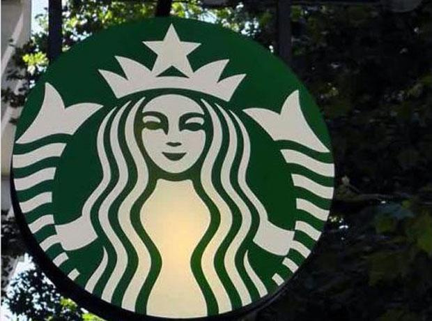 និមិត្តសញ្ញាសម្គាល់របស់ក្រុមហ៊ុនកាហ្វេ ស្តារបាក (Starbucks)។